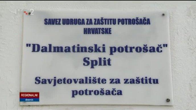 dalmatinski potrošač